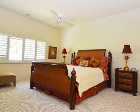 Bedroom - after!