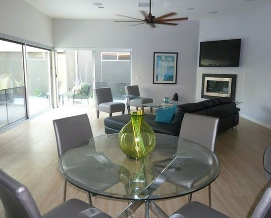 Dining Area - after!