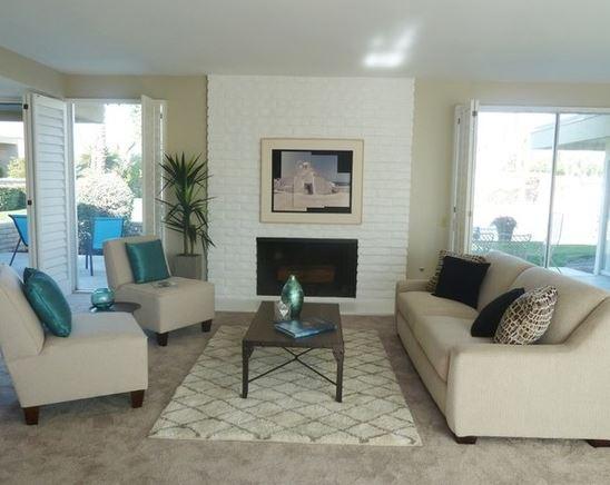 Living Room - after!