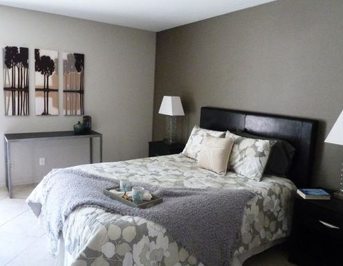 Master Bedroom - after!