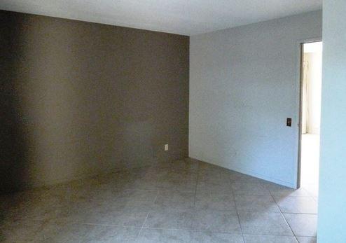 Master Bedroom - before...